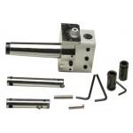 Головки расточные KM3-KM5; 7:24 30-50 DIN2080 расточка до 160 мм; шаг шкалы 0,02 мм.